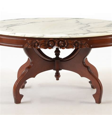 Marble Topped Coffee Tables Style Marble Top Coffee Table Ebth