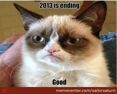 grumpy cat new year meme center sailorsaturn posts