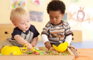 infants with a clear preference show advanced