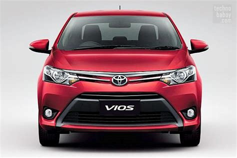 Toyota Vios Price In Philippines Toyota Vios 2013 Priced To Launch In The Philippines In July