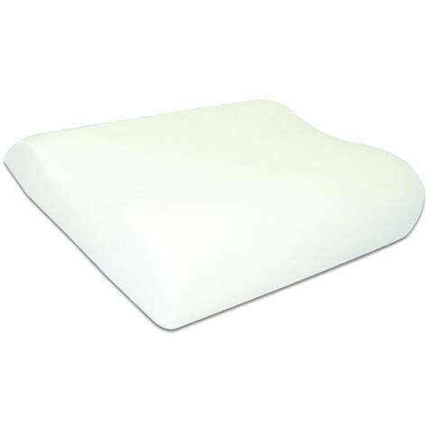 val med memory foam contour pillow abduction pillows wedges