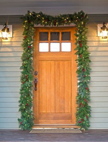 drapey christmas lights 25 best ideas about pre lit garland on diy decorations