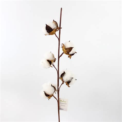 Diy Twig Wreath by Faux Cotton Stems Wholesale From China At Unbeatable Price