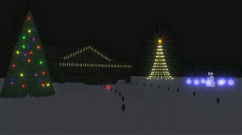 quot first snow quot a 3d animated christmas light show youtube
