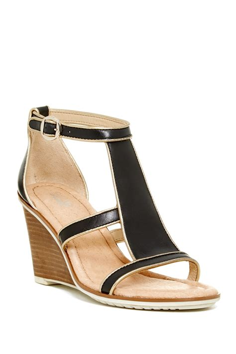 Vincci Wedges Orignal Tinggi 7cm dr scholl s original collection wedge sandal nordstrom rack