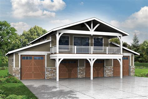 Garage House Plan country house plans garage w rec room 20 144