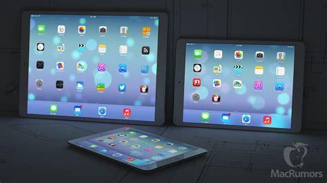 size comparison     ipad  smaller ipad