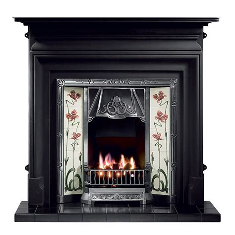 Reproduction Cast Iron Fireplaces by Reproduction New Fireplaces The Gallery Collection