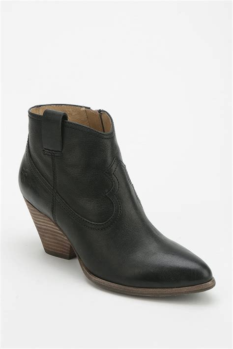 frye ankle boots frye reina western ankle boot outfitters