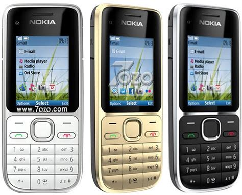 nokia themes for c2 mobile nokia c2 01