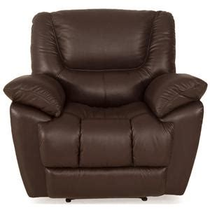 Dante Leather Recliner by Recliners Store Sprintz Furniture Nashville Franklin