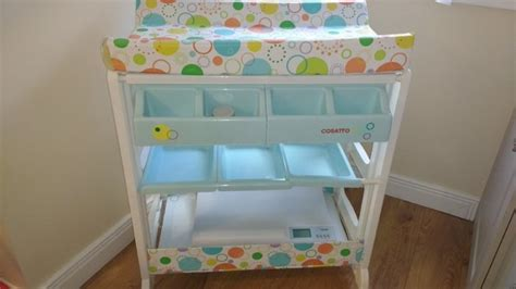 Cosatto Changing Table And Bath For Sale In Ballyboden Changing Table And Bath