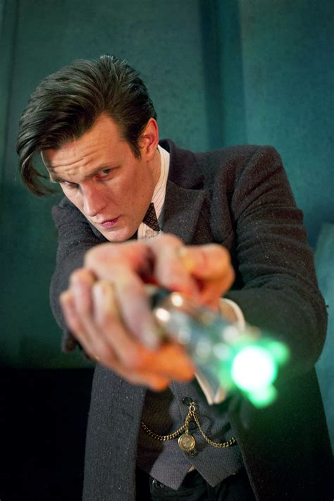 dr who matt smith matt smith reflects on doctor who at 50 and his decision