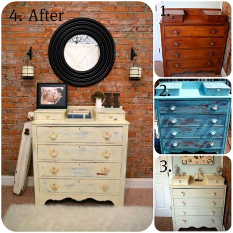 How Do You Distress Furniture by Distressed Dresser Home Stories A To Z