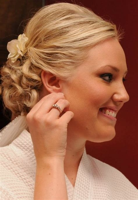 Wedding Hairstyles For Hair 2014 by Wedding Hairstyles For 2014 Wavy Hair