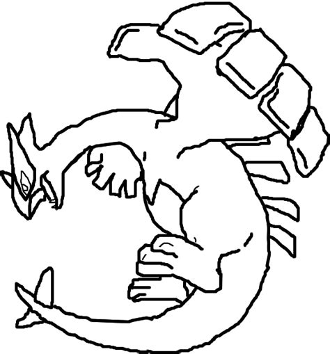 shadow lugia coloring pages www imgkid com the image