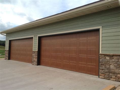 Insulated Overhead Doors Thermacore 174 Premium Insulated Series 190 490 Garage Doors Overhead Door Company
