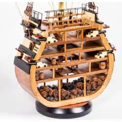 Cabin Blueprints maquette bateau coupe transversale du hms victory