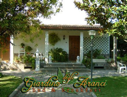 i giardini degli aranci bed breakfast roma giardino degli aranci b b roma