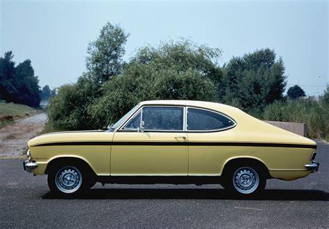 Opel Kadett Rallye by Opel Rallye Kadett Ls B 1967 73