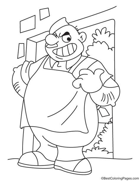 coloring page jesus heals centurion s servant servant coloring page coloring pages