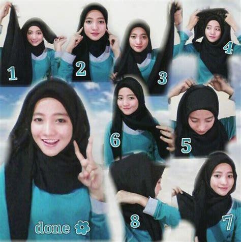 tutorial hijab simple ala ivan gunawan hijab simpel dan praktis trendi untuk sehari hari dream