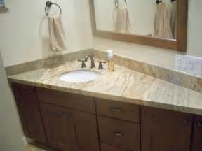 vanities with countertop and sink for bathroom useful