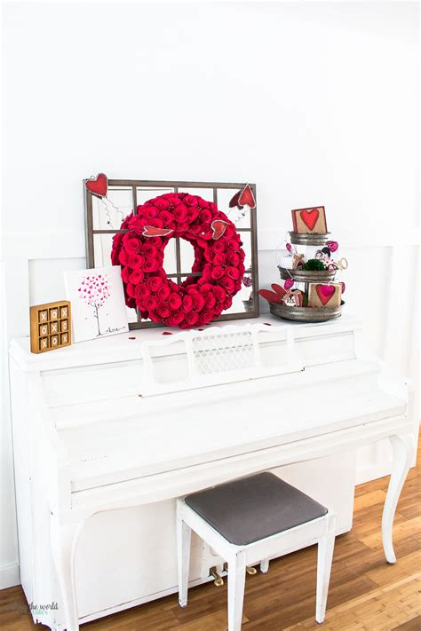 valentines mantel decor mantel decor ideas for decorating your home in