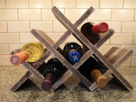 How To Make A Pallet Wine Rack by 17 Best Ideas About Pallet Wine Racks On Wine
