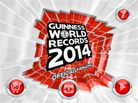 Guinness World Records 2014 guinness world records 2014 app review apppicker
