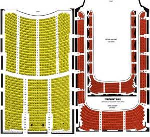 Symphony Schedule Boston Symphony Seating Chart Boston Symphony
