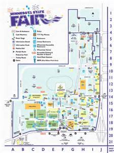 minnesota state fair map 1265 snelling ave n st paul mn