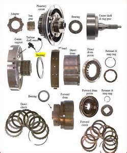 99 ford 5r55e transmission rebuilding exploded view