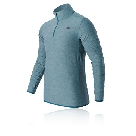 New Balance Hocr Quarter Zip new balance n transit quarter zip running top