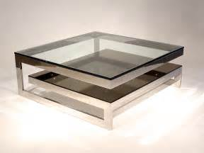 looking large square coffee table in great interior