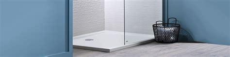 bathroom shower pans