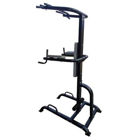 power tower chin pull up dip bar station stand buy power
