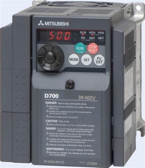 частотный преобразователь mitsubishi d700 инструкция