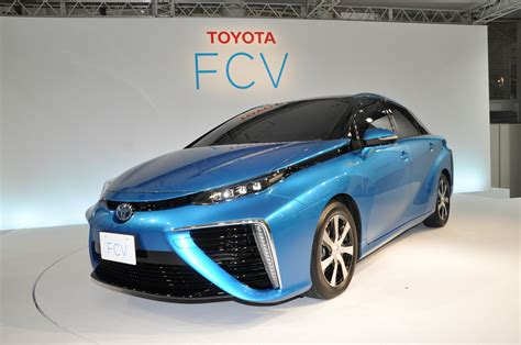 Toyota Fcv 2015 Toyota Fcv Unveiled Priced From 68 688 In Japan