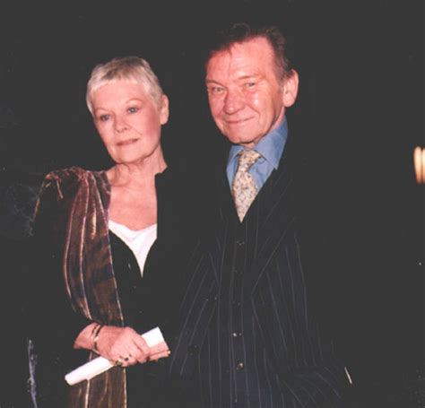 the michael williams and dame judi dench website homepage the kenneth branagh compendium golden quill award
