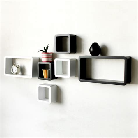 decorative wall bookshelves decorative wall shelves easy to install and removable
