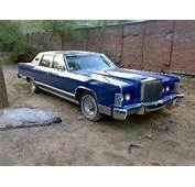 1974 Lincoln Continental V8 Town Car FOR SALE From Delhi