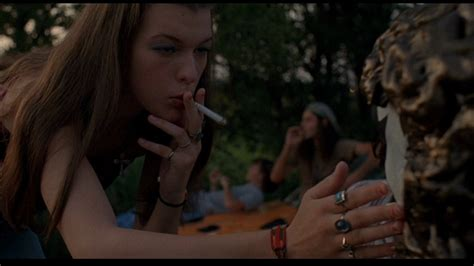 milla jovovich dazed and confused milla in dazed and confused milla jovovich image