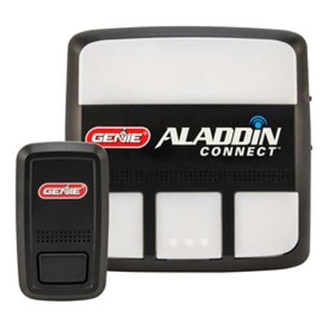 Shop Genie Aladdin Connect Garage Door Opener Controller Lowes Iris Garage Door Opener