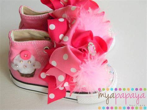 cupcake tennis shoes things