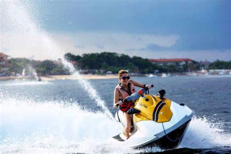 mind blowing water sports  bali   thrill seeker
