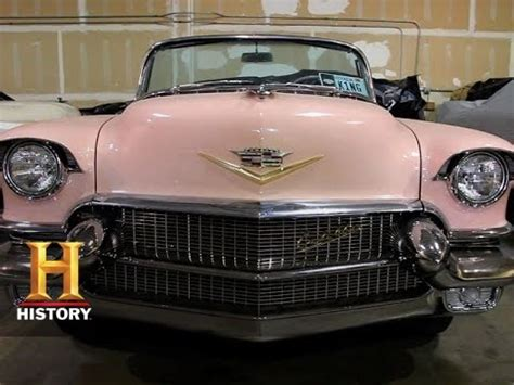 cadillac history counting cars the elvis cadillac history