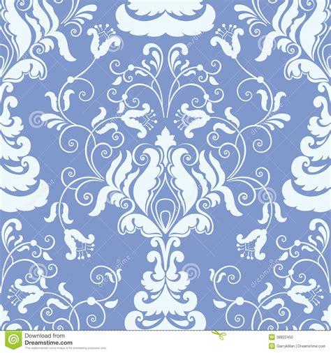 damask seamless pattern element vector damask seamless pattern element stock vector