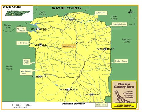 Wayne County Pa Records Map Of Wayne County My