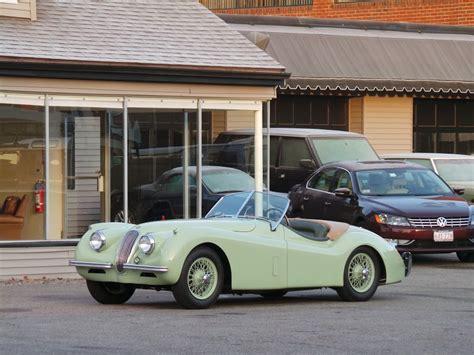 1953 jaguar xk120 ots copley motorcars